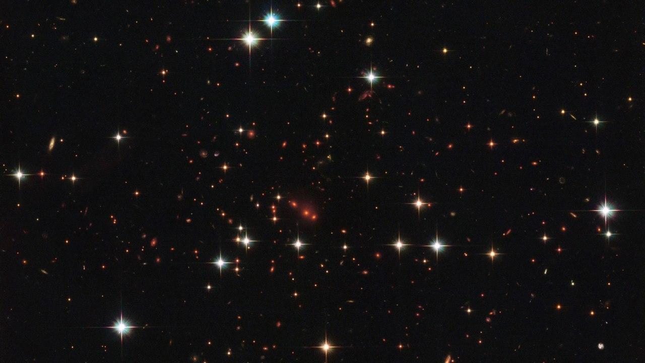 Галактический кластер