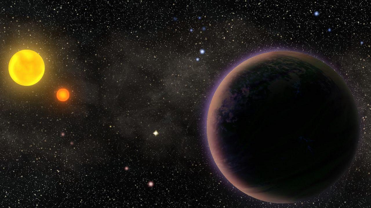 фото экзопланеты с кеплера кашля