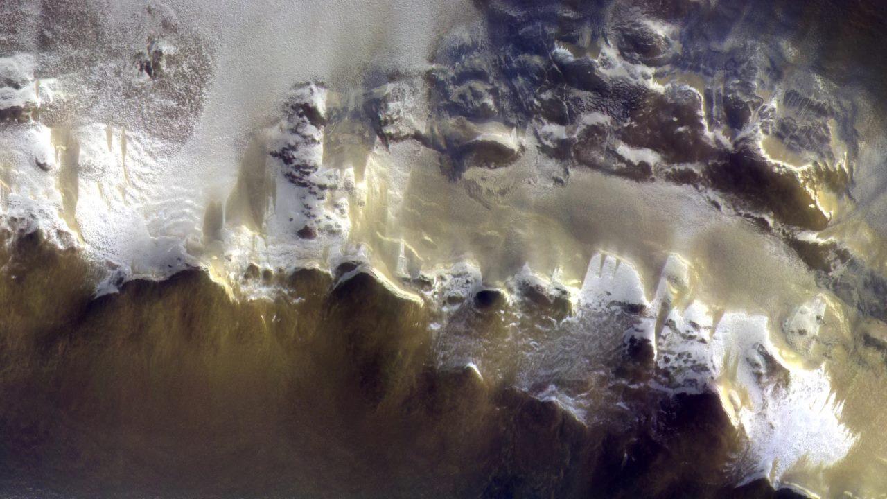 Снимок Марса