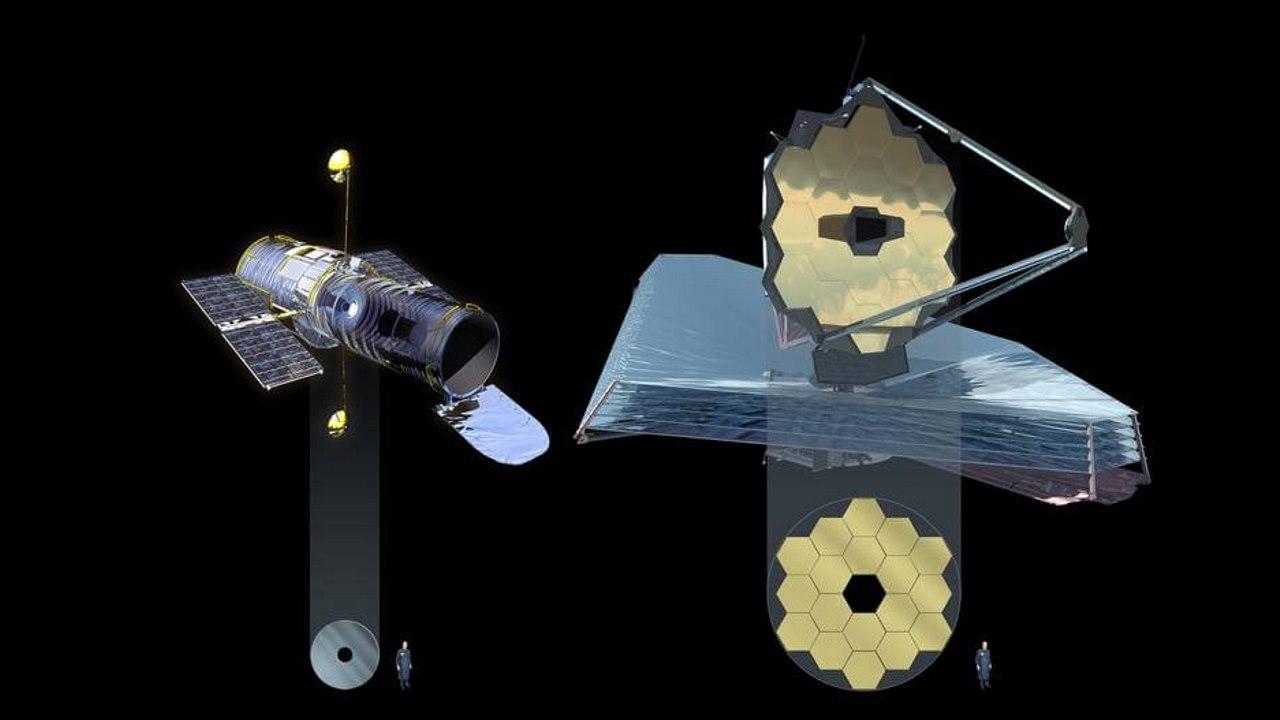 Зеркала телескопов