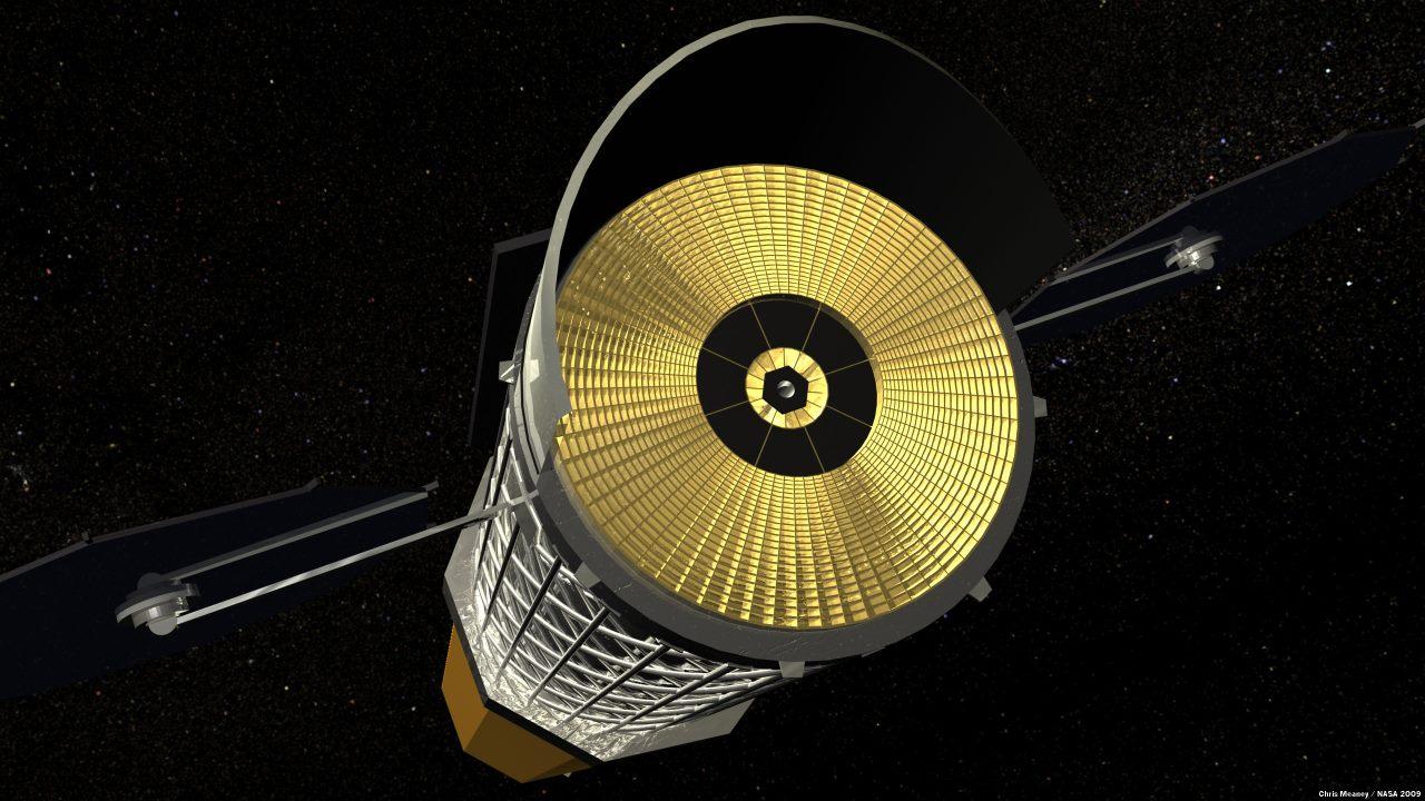 Рентгеновский телескоп