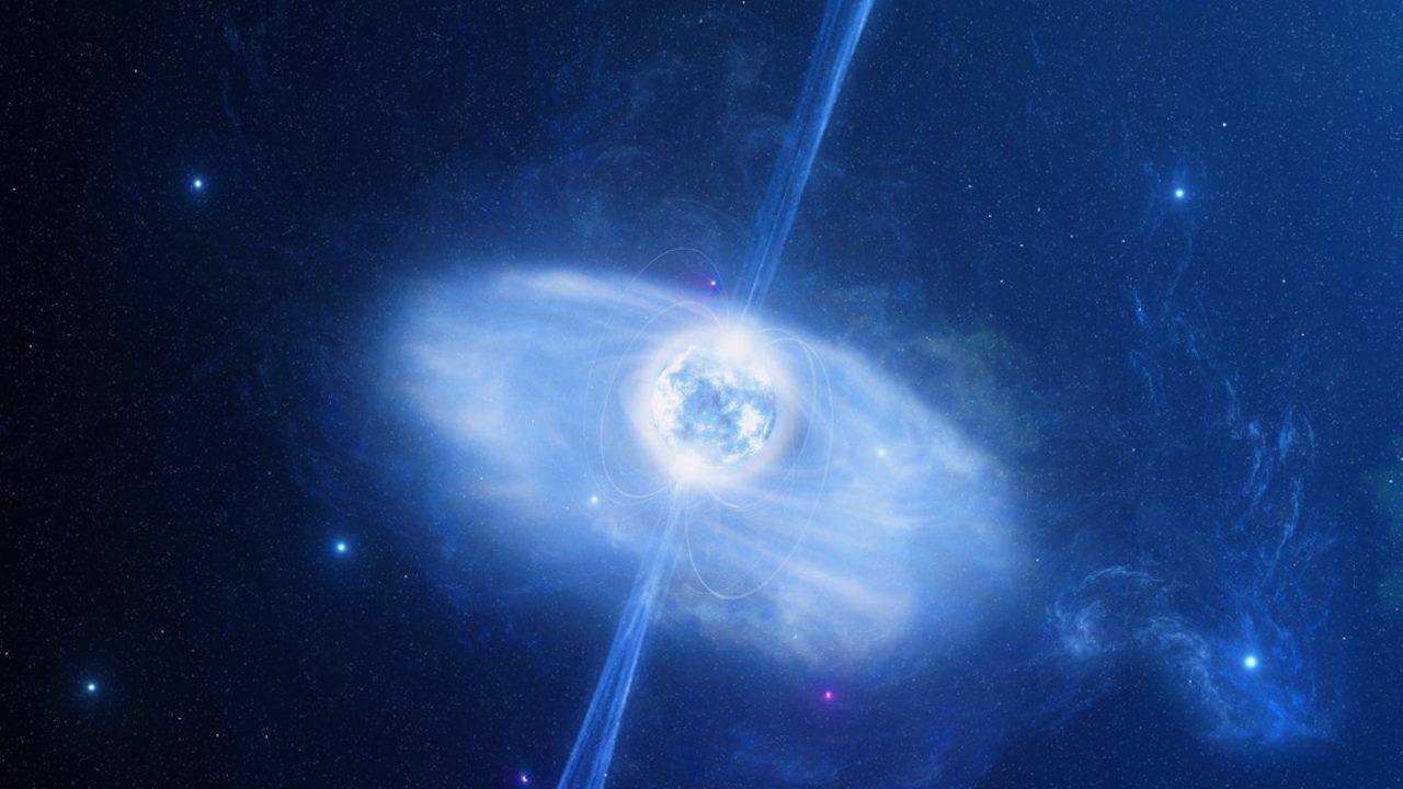 Миллисекундный пульсар