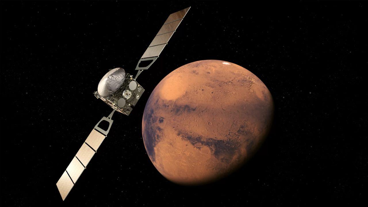 Марс-экспресс