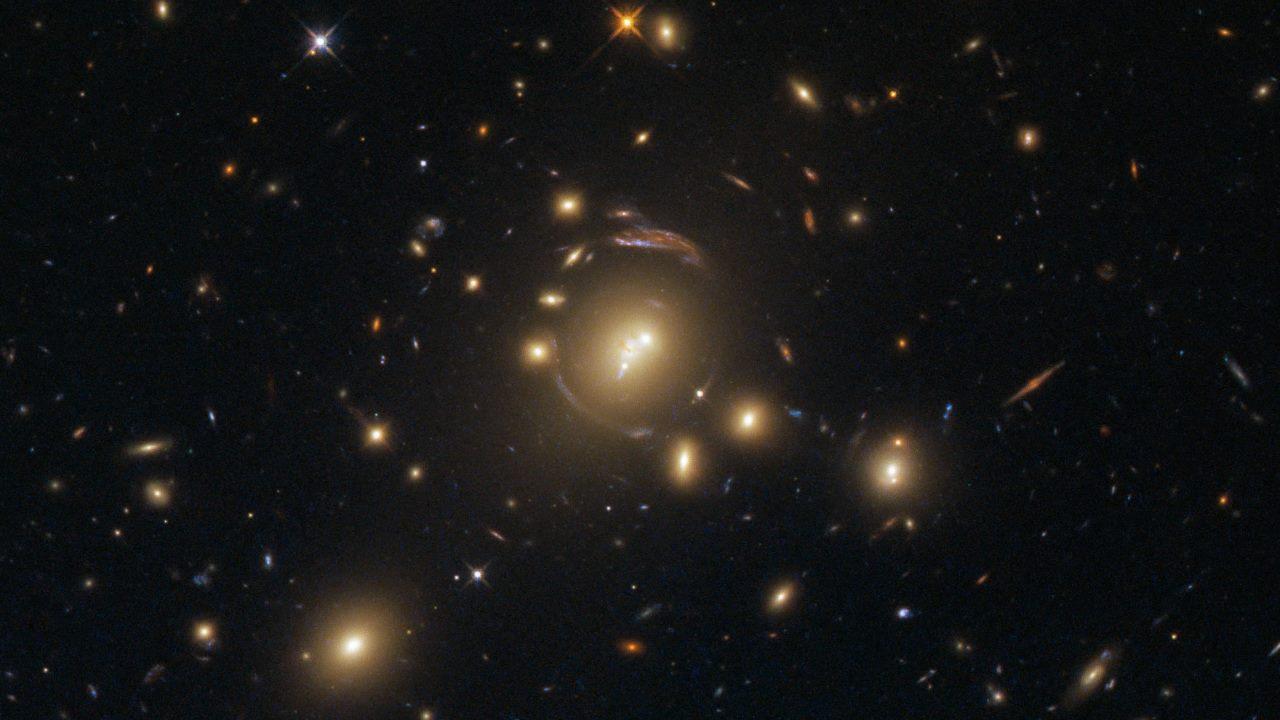 фотографии планет с хаббла представляет собой тонкую