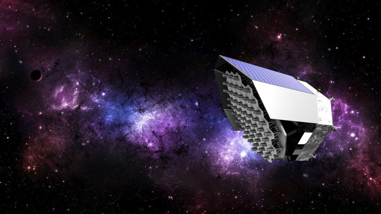 Телескоп PLATO