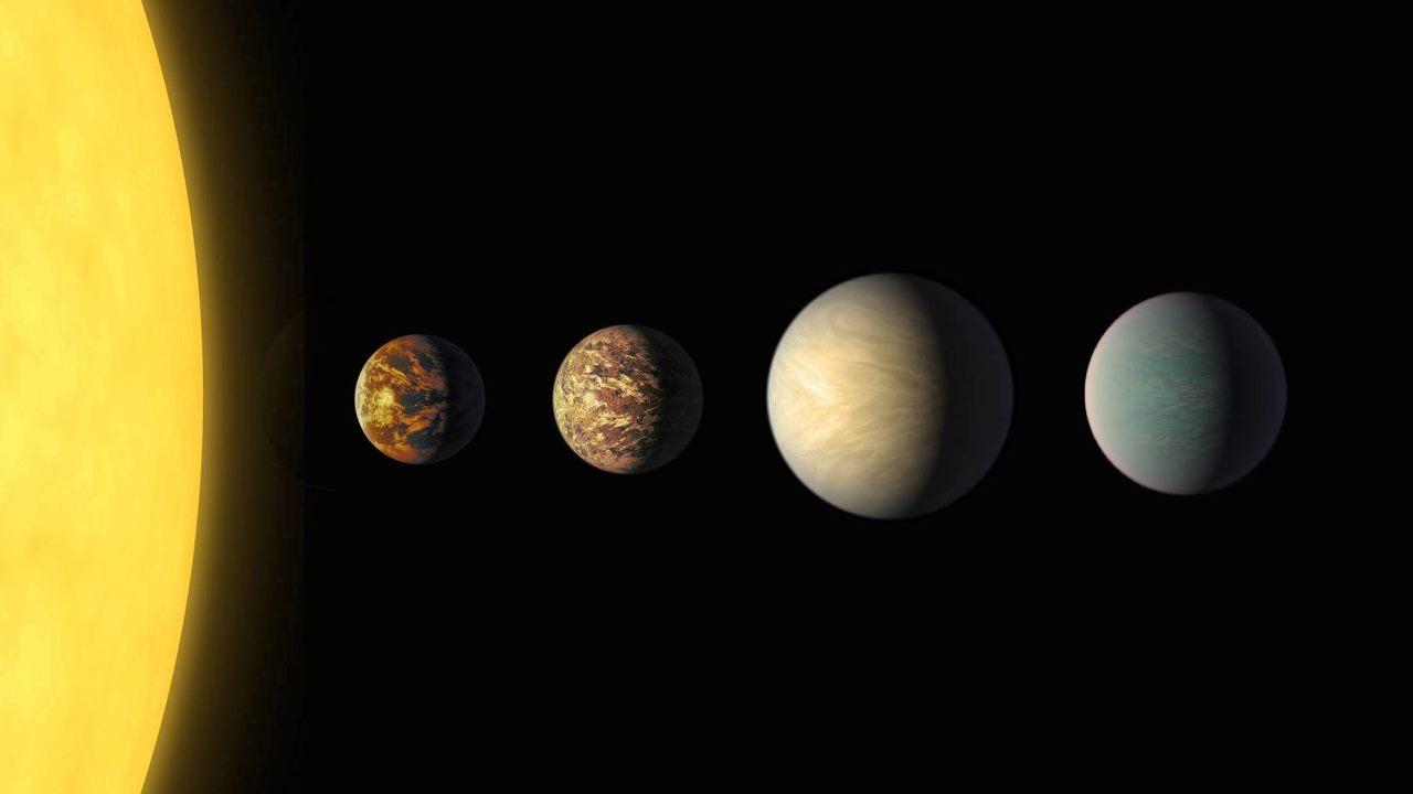 Планетарная система