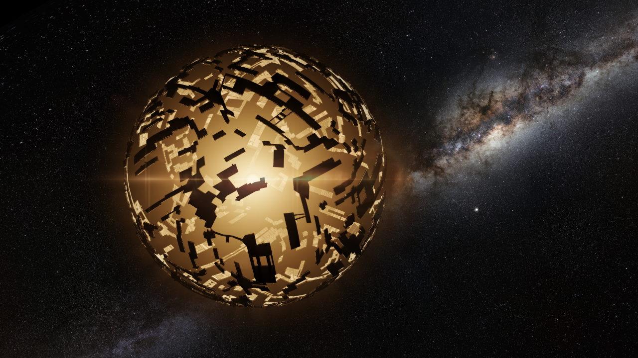 spheres dyson